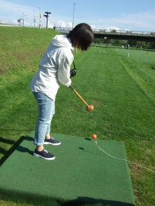 Park Golf 體驗