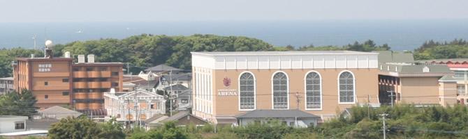 日本語學科大樓
