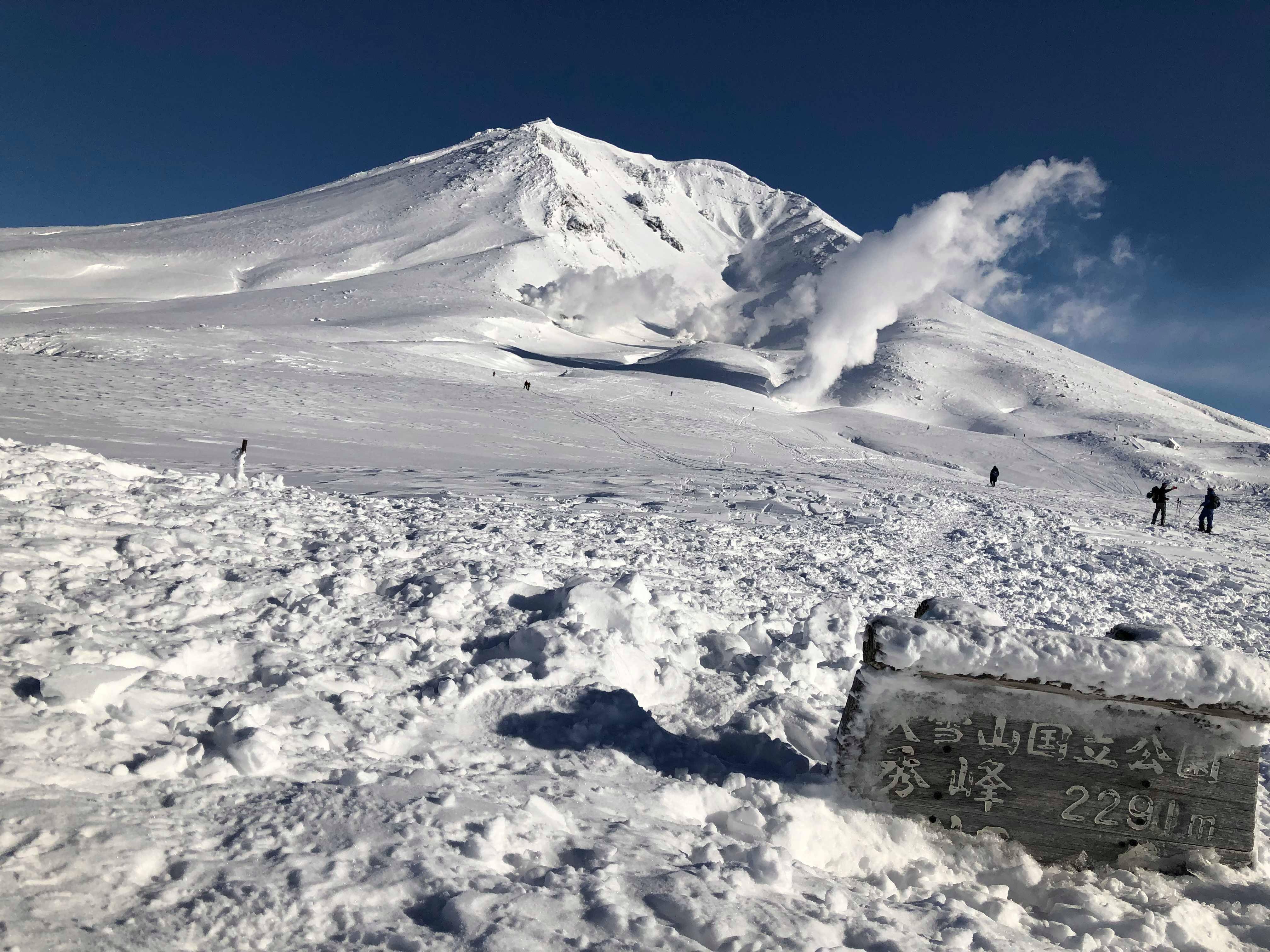 你看過這樣的旭岳嗎?冬季限定,不夠幸運你還看不到!