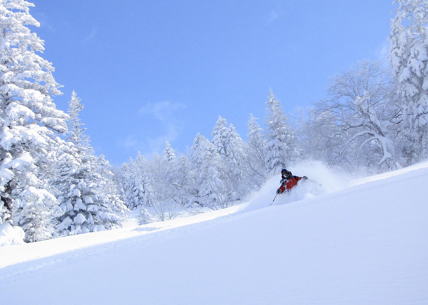 在北海道東川町滑雪①:道具以及基礎動作